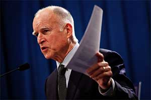 Governor Brown bill