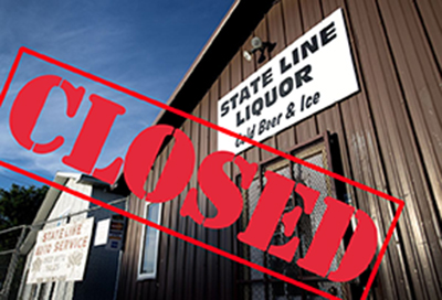 Whiteclay closed