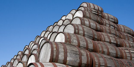 6 million barrels of beer on the wall, 6 million barrels of beeeeeer