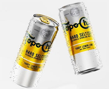 Coca-Cola's alcoholic topochico is exploitive of youth, latinx, and women