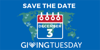 December 3 2019 is Giving Tuesday