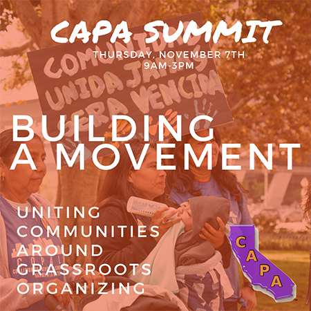 CAPA summit 2019 - register now
