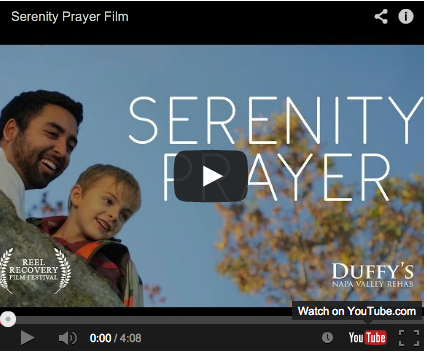 Serenity Prayer Film