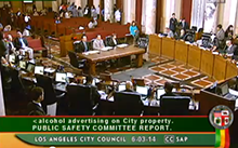 LA City Council Videor
