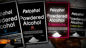 Palcohol packages