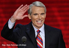 Ohio Senator Rob Portman more like Ohio Senator Rob Beerman