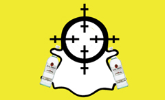 Snapchat brings the rum to kids