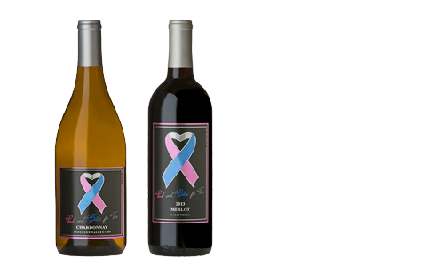 Olivia Newton John's new wine for breast cancer
