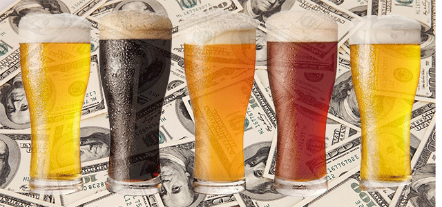Bills to Slide Back Federal Beer Taxes
