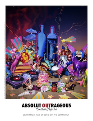 ABSOLUT OUTrageous