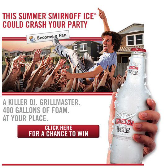 a-smirnoff-party-ad