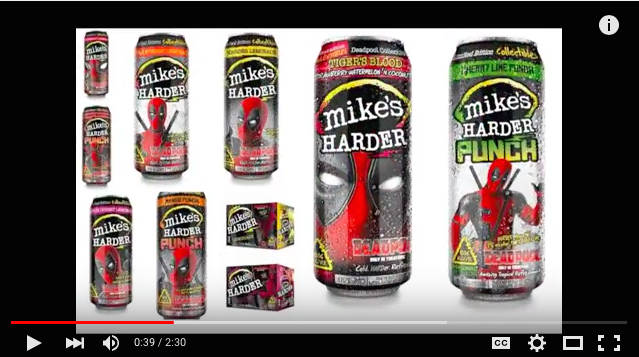 deadpool video mikes