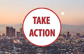 take action for the future of Los Angeles