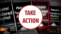 palcohol takeaction