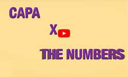 CAPA put up the finest numbers, truly the jazz impresarios of alcohol prevention