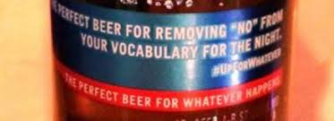 Bud Light Label