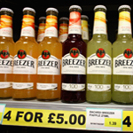 The soon-to-be-endangered cheap Scottish booze