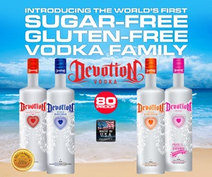 Selling gluten free vodka is deceitful, there is never supposed to be gluten in vodka