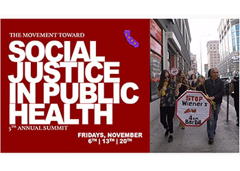 The CAPA 2020 Summit develops social justice approaches to public health