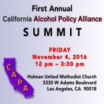 invitation to first annual CAPA summit