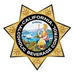 California Alcoholic Beverage Control badge
